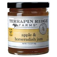 Terrapin Ridge Apple & Horseradish Jam 11oz-Galena River Wine and Cheese