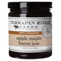 Terrapin Ridge Apple Maple Bacon Jam 10oz-Galena River Wine and Cheese