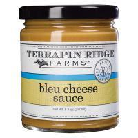Terrapin Ridge Bleu Cheese Sauce 8 oz. - Galena River Wine and Cheese
