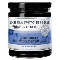 Terrapin Ridge Blueberry Bourbon Pecan Jam 11oz - Galena River Wine and Cheese