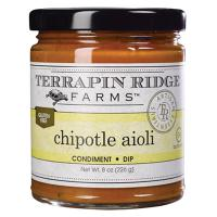 Terrapin Ridge Chipotle Aioli 8oz-Galena River Wine and Cheese