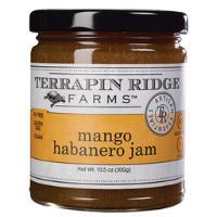 Terrapin Ridge Mango Habanero Jam 10.5oz - Galena River Wine and Cheese