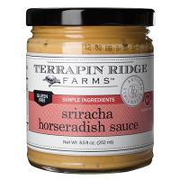 Terrapin Ridge Sriracha Horseradish Sauce 8.5 oz-Galena River Wine and Cheese