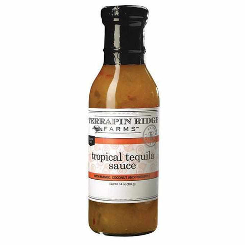 Terrapin Ridge Tropical Tequila Sauce 14oz - Galena River Wine and Cheese