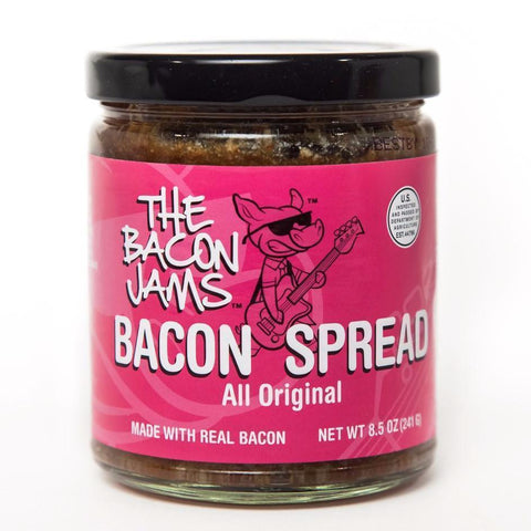 The Bacon Jams All Original 8oz - Galena River Wine and Cheese