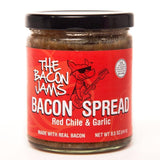 The Bacon Jams Red and Garlic 8oz - Galena River Wine and Cheese