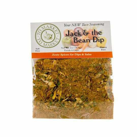 To Market To Market Jack and the Bean Dip spice 3oz