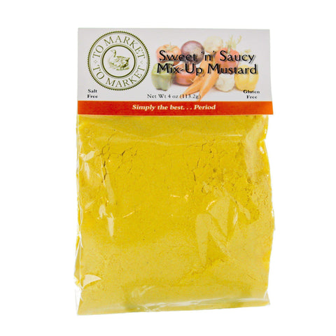 To Market To Market Sweet N Saucy Mustard Dip 4oz-Galena River Wine and Cheese