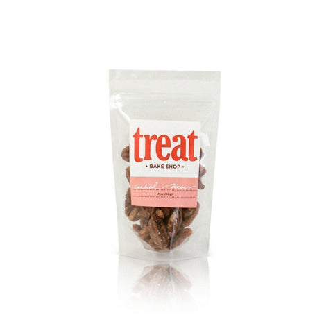 Treat Bake Candied Pecans 3oz-Galena River Wine and Cheese