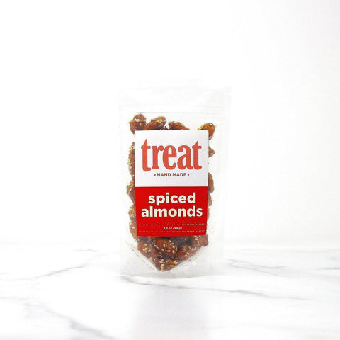 Treat Bake Spiced Almonds 3.5 oz-Galena River Wine and Cheese