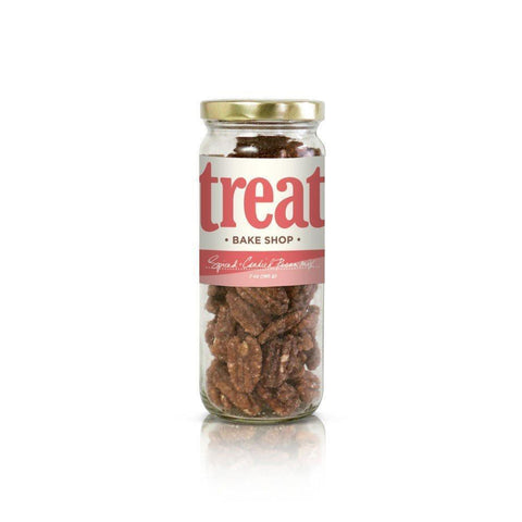 Treat Bake Spiced Pecans 7oz Jar - Galena River Wine and Cheese