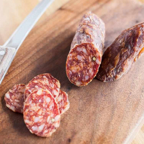 Underground Meats Saucisson Sec 2oz - Galena River Wine and Cheese