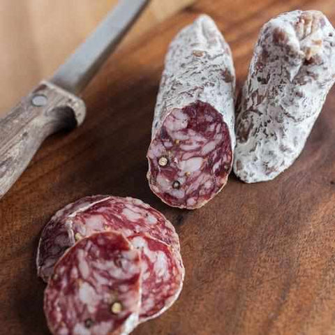 Underground Meats Tuscan Style Salami 6oz - Galena River Wine and Cheese