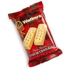 Walkers Fingers Shortbread 2 ct 1.4 oz-Galena River Wine and Cheese
