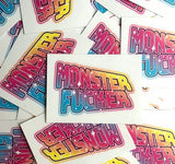 Sticker: Monster Fucker