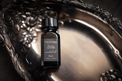 Single Essence of Vetiver
