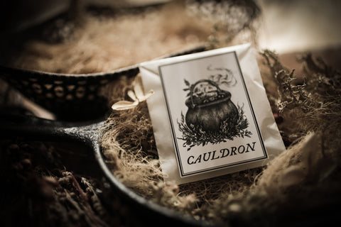 Cauldron - Limited Edition perfume for the 10.8.18 New Moon