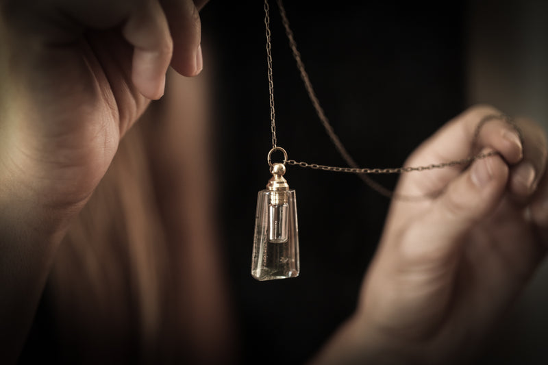 The Deco Perfume Amulet