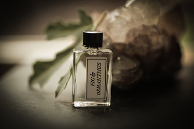 Fig + Osmanthus - Perfume for the 7.31.19 New Moon