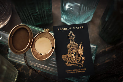 Florida Water - Perfume for the 4.11.21 New Moon