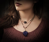 The Heart of the Deep Ocean Amulet