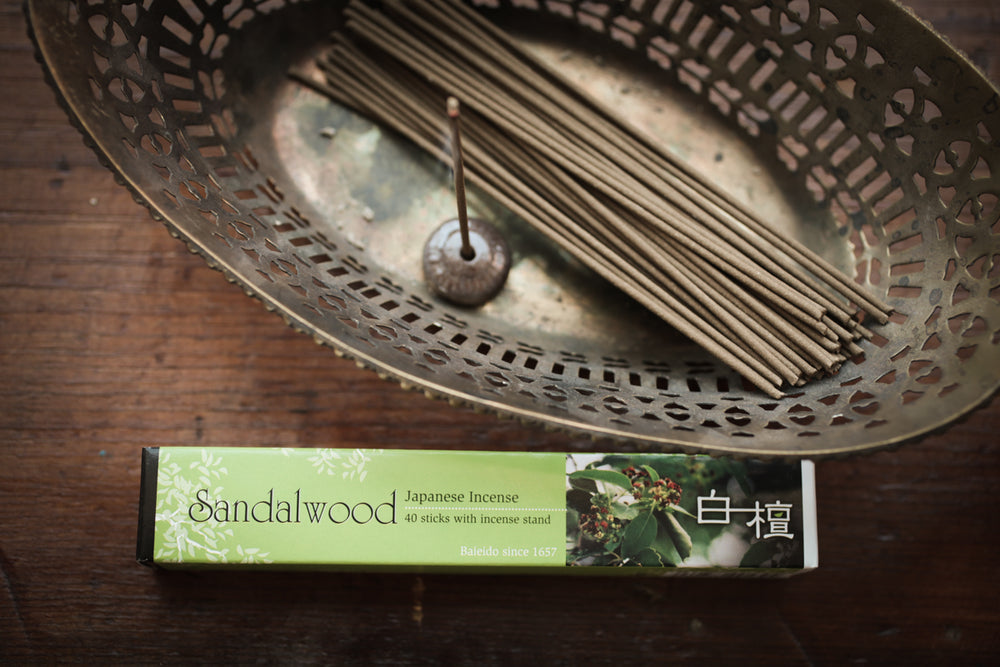 Sandalwood - Japanese Incense