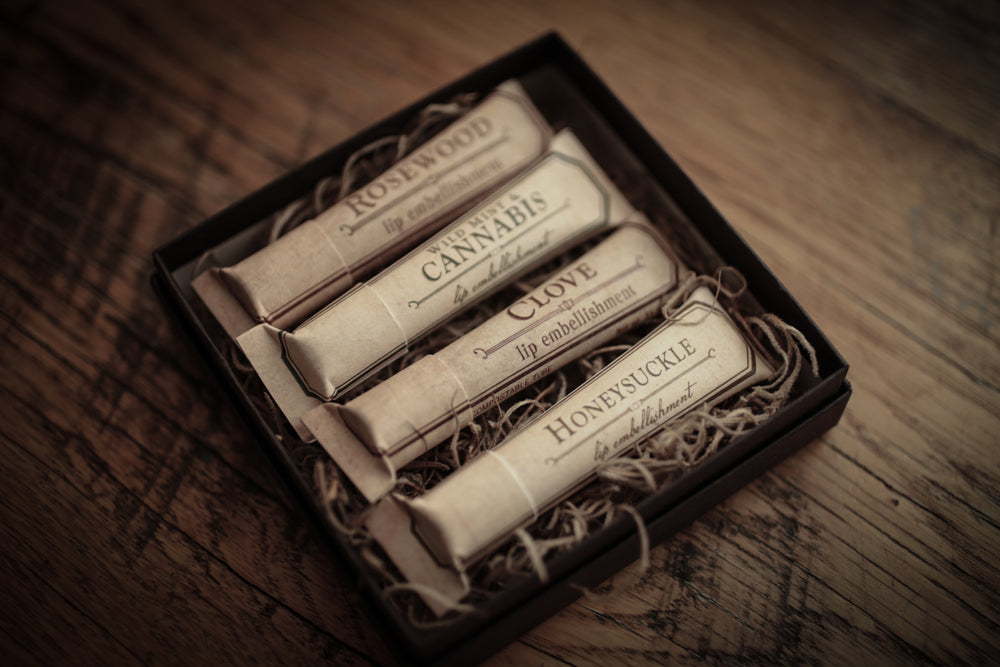 Lip Balm Gift Set - Welcome to the Forest