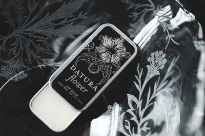 Datura Flower - Perfumed Lip Balm
