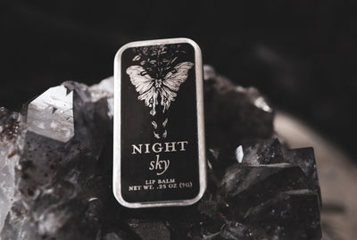 Night Sky - Perfumed Lip Balm
