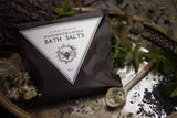 Wild Mint & Lichen Bath Salts