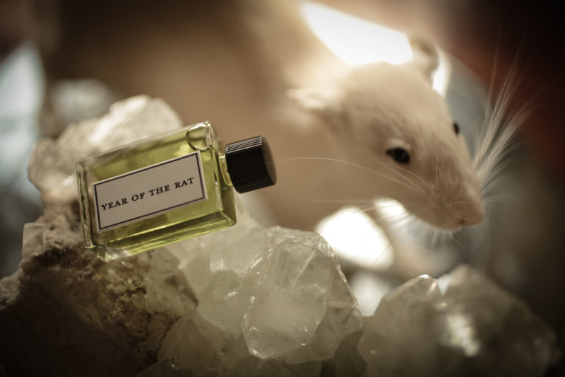 YEAR OF THE RAT - Perfume for the 1.24.20 New Moon