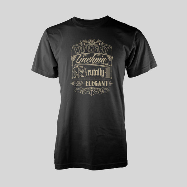 "Men's ""Brutally Elegant"" T-Shirt"