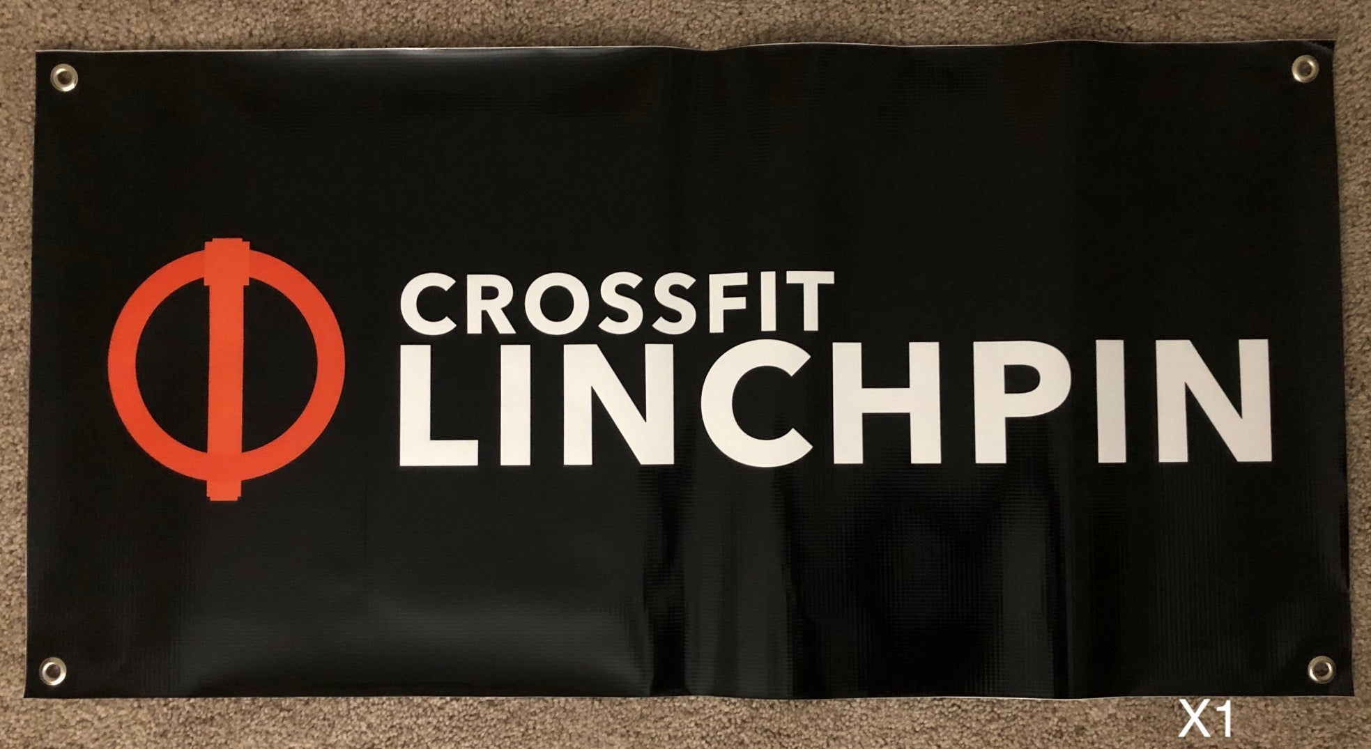 CrossFit Linchpin Banner Kit