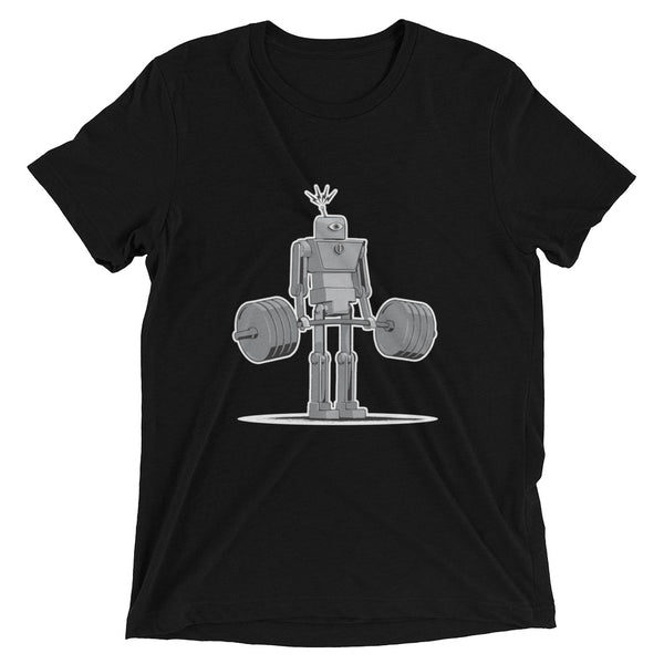 The Super Robot Deadlift T-Shirt