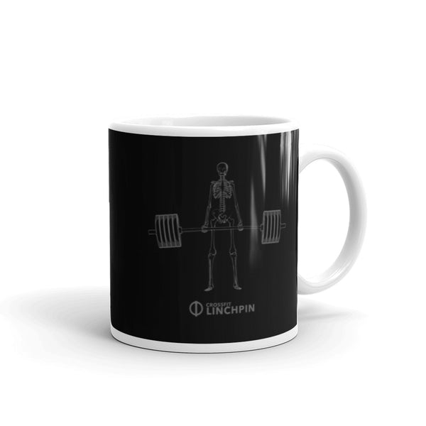 """Dead"" Lift Coffee Mug"