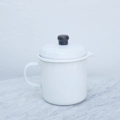 Essential Teapot - White