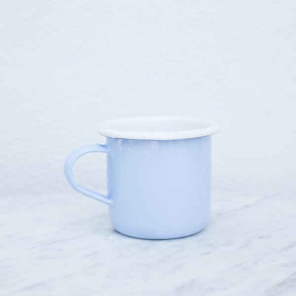 Enamel Cup - Chambray