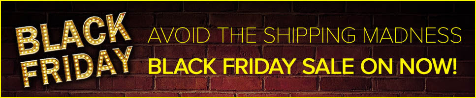 Black Friday Sales On Now!