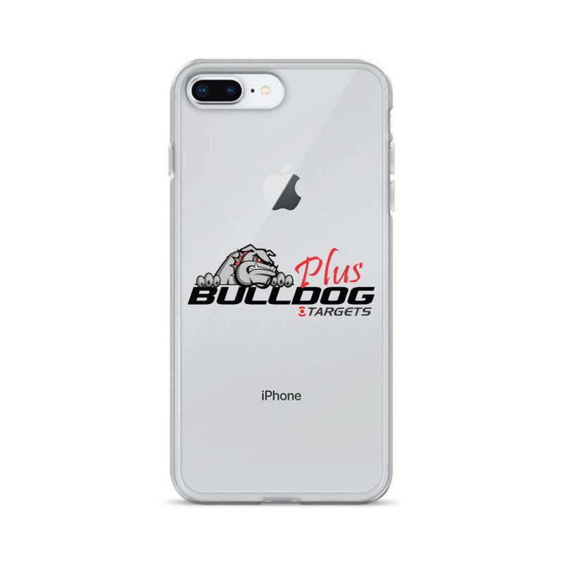 Bulldog Targets iPhone 7 Plus/8 Plus Official Bulldog iPhone Case