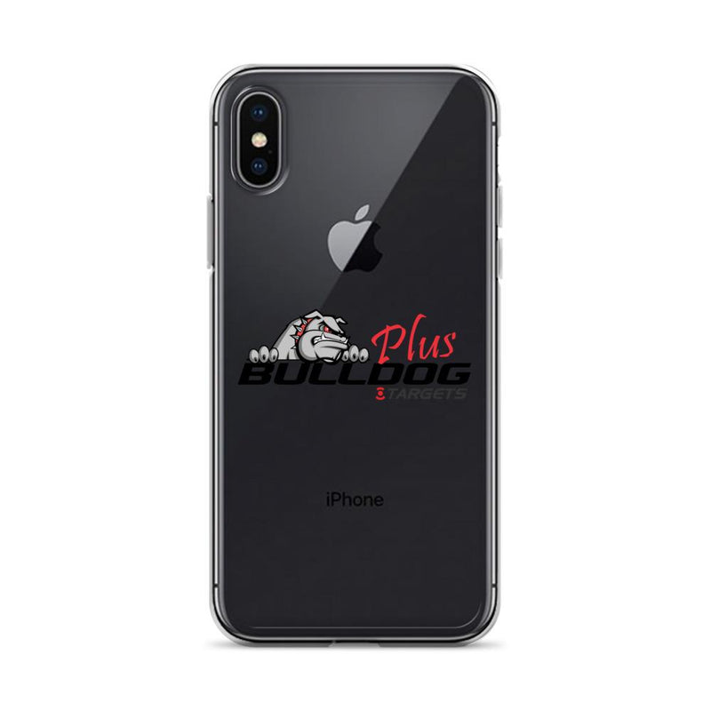 Bulldog Targets iPhone X/XS Official Bulldog iPhone Case