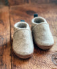 OATMEAL  Kyrgies + SKD  WOOL SLIPPER  Baby and Toddler