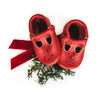 Cherry Red T-Strap Shoes Baby and Toddler