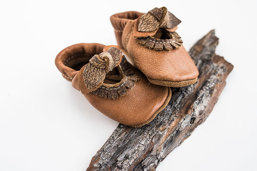 BOW Tribe Mary Jane MOCCS Baby and Toddler
