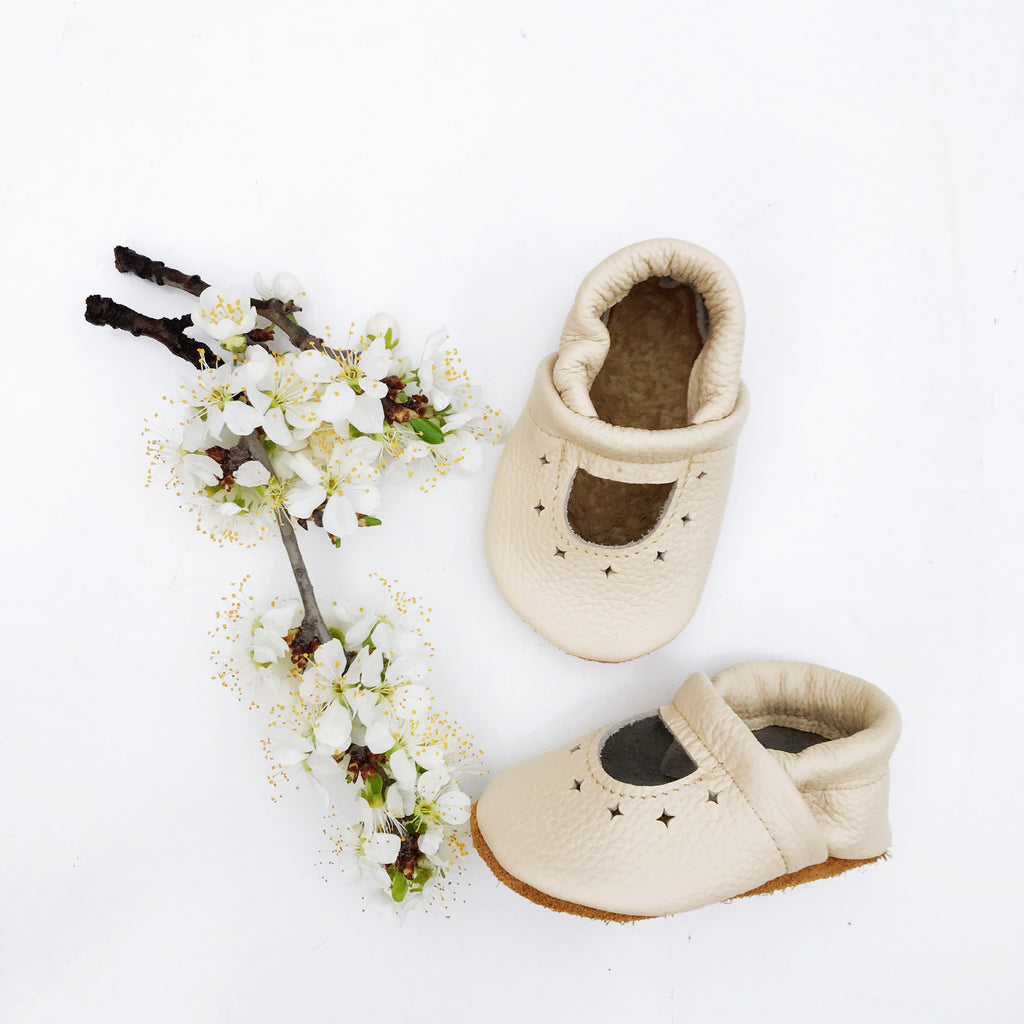 Cream STARRY JANES Baby and Toddler