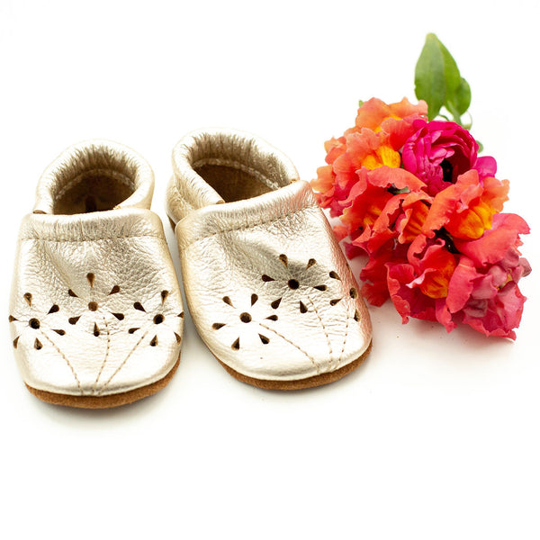 Platinum BLOSSOMS Shoes Baby and Toddler