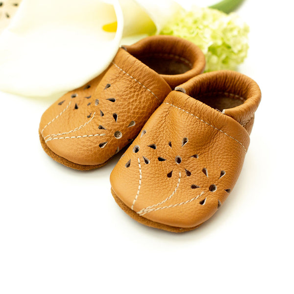 Camel BLOSSOMS Shoes Baby and Toddler