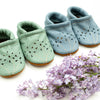 Mint & Big Sky BLOSSOMS Shoes Baby and Toddler