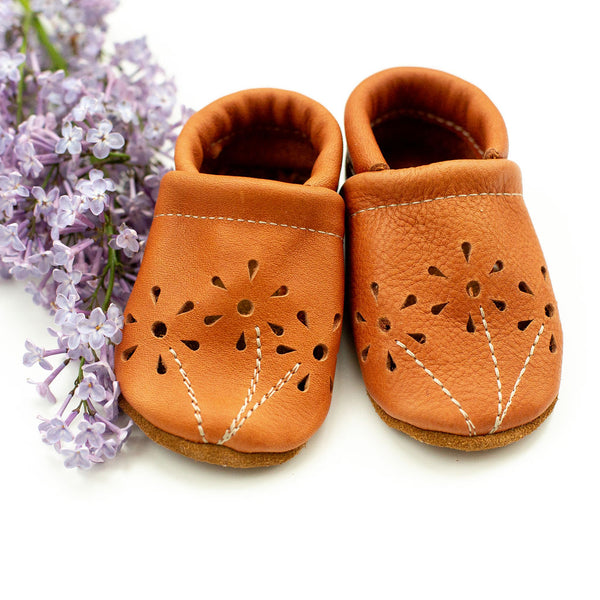 Carrot BLOSSOMS Shoes Baby and Toddler