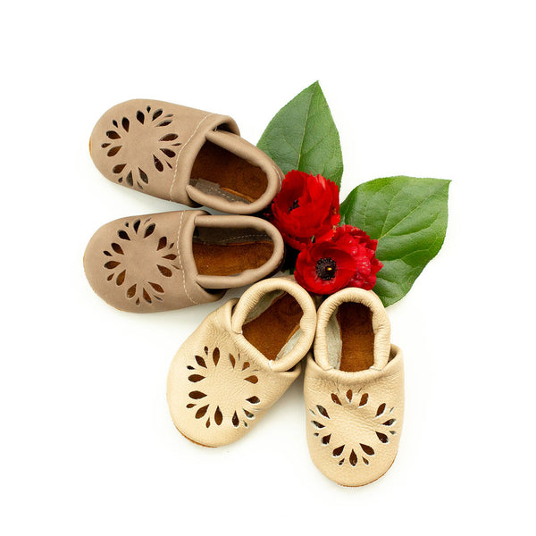 Barley & Fossil DAHLIA Shoes Baby and Toddler
