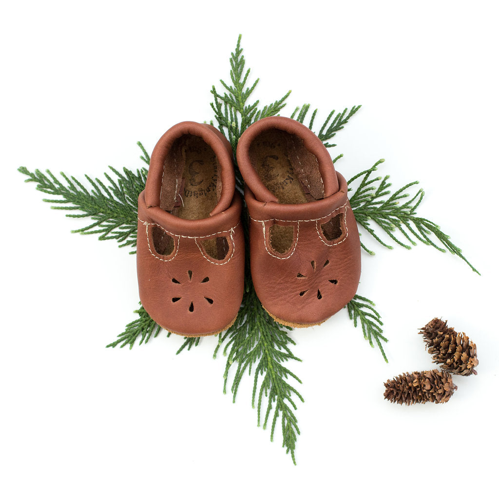 Cedar T-Strap Shoes Baby and Toddler